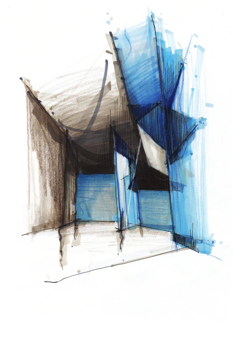 skizze Innen